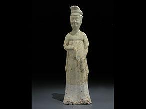 Detail images:  Hofdame der Sui-Dynastie