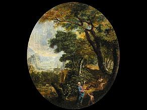 Detail images:  Französischer Maler des 17. Jahrhunderts