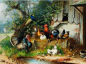 Detail images:  Julius Scheuerer 1859 - 1913