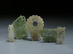 Detail images:  Jade