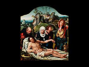 Detailabbildung:  Pieter Cock van Aelst 1527 - 1559, Werkstatt