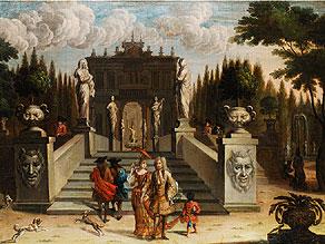 Detail images:  Johann Wilhelm Baur 1607 - 1642, zug.