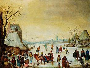 Detail images:  Barent Averkamp 1612 - 1679, zugeschreiben
