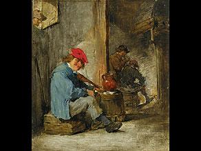 Detail images:  Adriaen Brouwer, nach 19. Jahrhundert