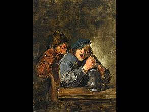 Detail images:  David Teniers, nach 19. Jahrhundert