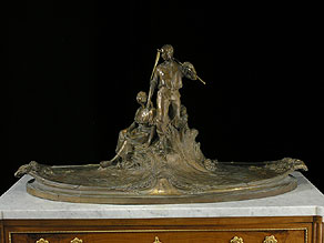 Detail images:  Paul Jean Baptiste Gasq 1860 - 1944
