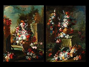 Detail images:  Casparo Lopez 1650 Napoli - 1732 Florenz ,zug.
