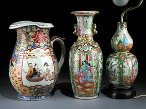 Detail images:  Konvolut Keramiken.