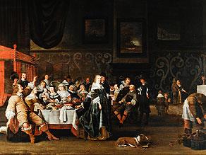 Detail images:  Anthonie Palamedesz, genannt Stevers 1601 Delft - 1673 Amsterdam