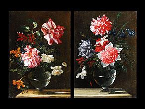 Detailabbildung:  Nicolas Baudesson 1611 - 1680, zug.