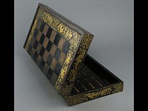 Detail images:  Chinesischer Schachbrettkasten