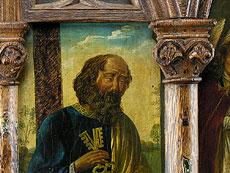 Detail images: Triptychon