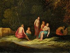 Detail images: Dirk van Dalen d. Ä. 1600 - 1676, zugeschrieben
