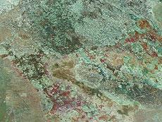 Detail images: Bronzevase
