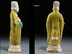 Detail images: Würdenträger der Ming-Dynastie
