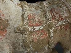 Detail images: Büffel der Han-Dynastie