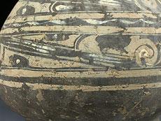 Detail images: Entengefäß der Song-Dynastie