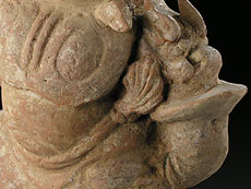Detail images: Wächter der Tang-Dynastie, Lokapala