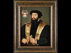 Detail images: Pieter Jansz. Pourbus 1510 - 1584