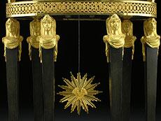 Detail images: Portaluhr