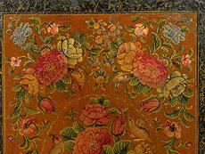 Detail images: Kadjaren-Malerei