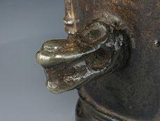 Detail images: Gotischer Mörser