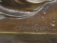 Detail images: Clodion-Figurengruppe, nach