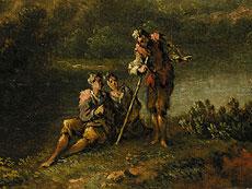 Detail images: Venezianischer Maler des 18. Jahrhunderts