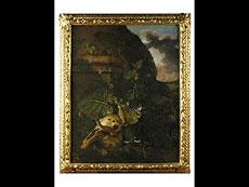 Detail images: Otto Marseus van Schrieck 1619 - 1678, zug.