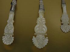 Detail images: Vorlegeteile