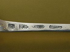 Detail images: Fünf Silberlöffel