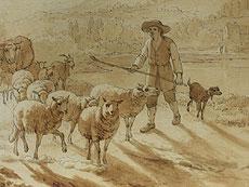 Detail images: Balthasar Ommeganck 1755 Antwerpen - 1826