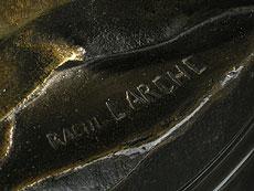 Detail images: François-Raoul Larche 1860 - 1912