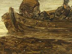 Detail images: Jan van Goyen 1596 Leiden - 1656 Den Haag