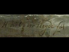 Detail images: Herman Henry op der Heijde 1813 - 1857 Amsterdam
