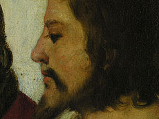 Detail images: Francisco de Zurbarán 1598 - 1664, zug.