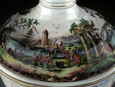 Detail images: Porzellanterrine