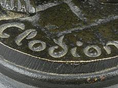 Detail images: Paar musizierende Putten