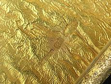 Detail images: Russische Gold-Zigarettendose