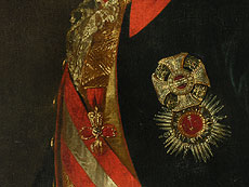 Detail images: Österreichischer Hofmaler des ausgehenden 18. Jahrhunderts