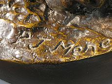 Detail images: Pierre-Jules Mène 1810 - 1877 Paris