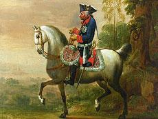 Detail images: Daniel Chodowiecki 1726 Danzig - 1801 Berlin, zug.