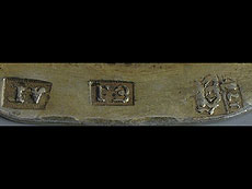Detail images: Moskauer Deckelpokal
