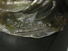 Detail images: Julien Dillens 1849 - 1904