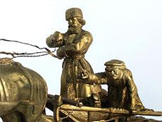 Detail images: Evgeny Aleksandrovich Lansere 1848 - 1886