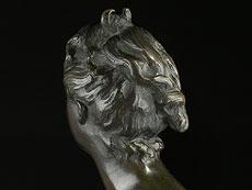 Detail images: Jean-Antoine Houdon 1741 Versailles - 1828 Paris