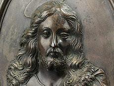 Detail images: Renaissance-Plakette