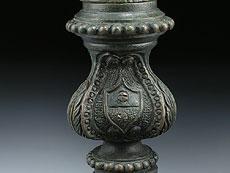 Detail images: Renaissance-Leuchter