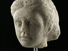 Detail images: Römischer Marmorkopf