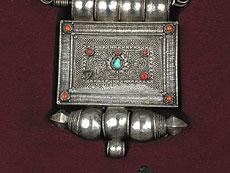 Detail images: Tibetische Abt-Silber-Gau
